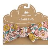 Angel Dear 124F0FLC Flower Child Headband Pink Multi