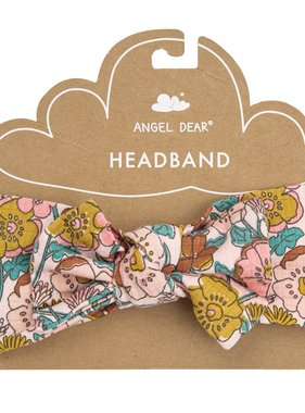 Angel Dear 124F0FLC Flower Child Headband Pink Multi