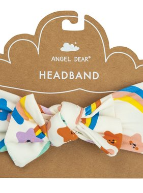 Angel Dear 124FOSSG Shooting Stars Headband Pink