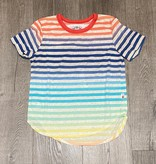 T2Love T1728P S/S Rounded Btm Tee