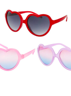 Hang Ten Heart Fashion Sunglasses