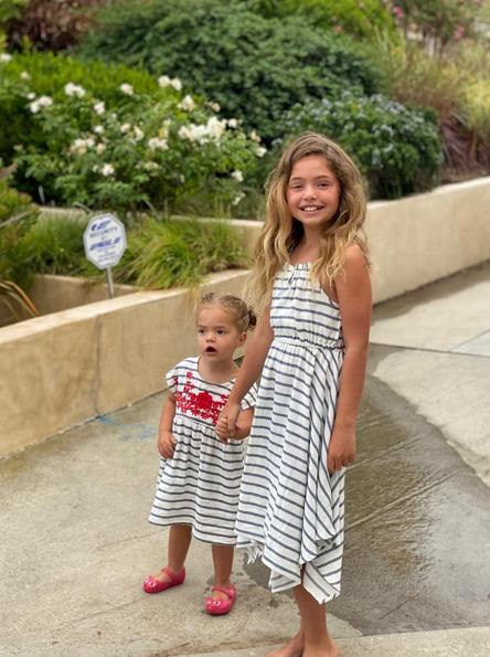 Mimi & Maggie 80387 Gentle Surf Dress