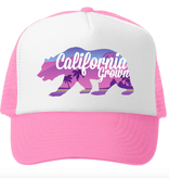 Grom Squad Cali Grown Girl Pink/White
