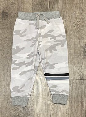 Cozii Sweat Pant w/ Pocket, White Camo