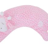 Angel Dear 2138 Giraffe Pillow - Pink