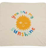 Angel Dear 251F0YOU Vintage Blanket You are My Sunshine