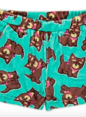 Candy Pink W20411 Bandana Dog Short