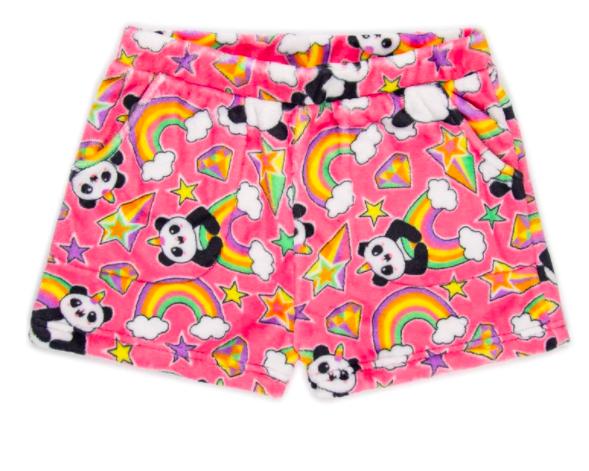 Candy Pink W20412 Panda Short