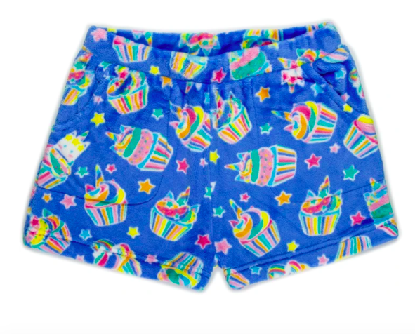 Candy Pink W20413 Unicorn Cupcake Short