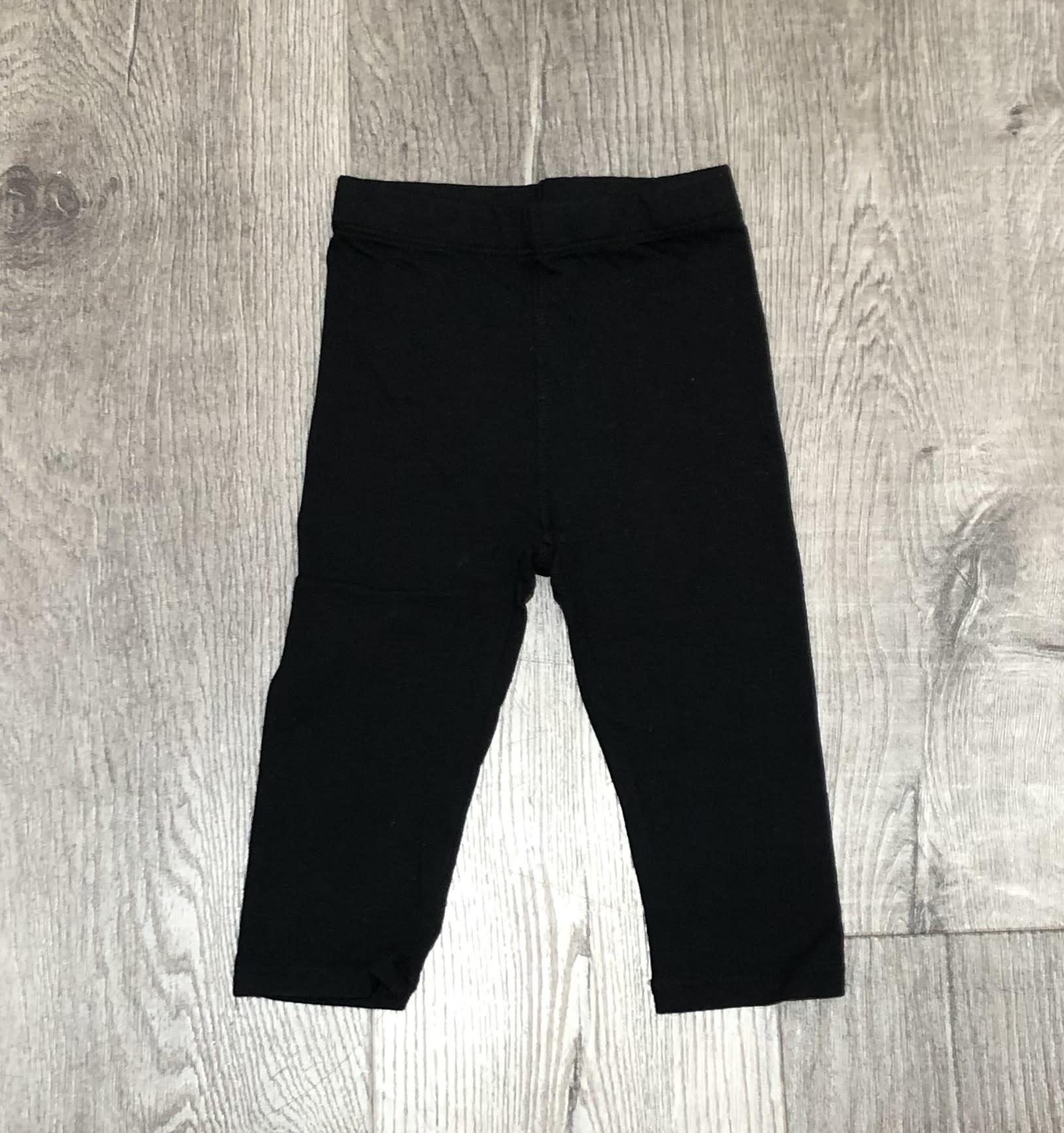 Cozii Baby Legging, Black