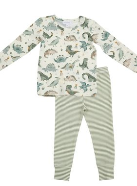 Angel Dear 171FOCRD Crayon Dinosaur Lounge Wear Set