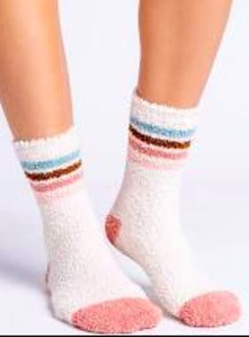 Fun Socks Stone Stripe