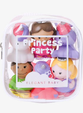Elegant Baby 40597 Princess Party Squirties