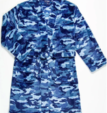 Candy Pink W17484 Navy Camo Robe