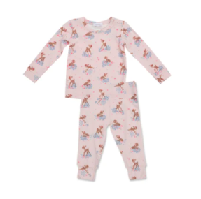 Angel Dear 171F0WOD Woodland Deer Lounge Wear Set