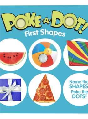 Melissa & Doug Small Poke A Dot: First Shapes 31357