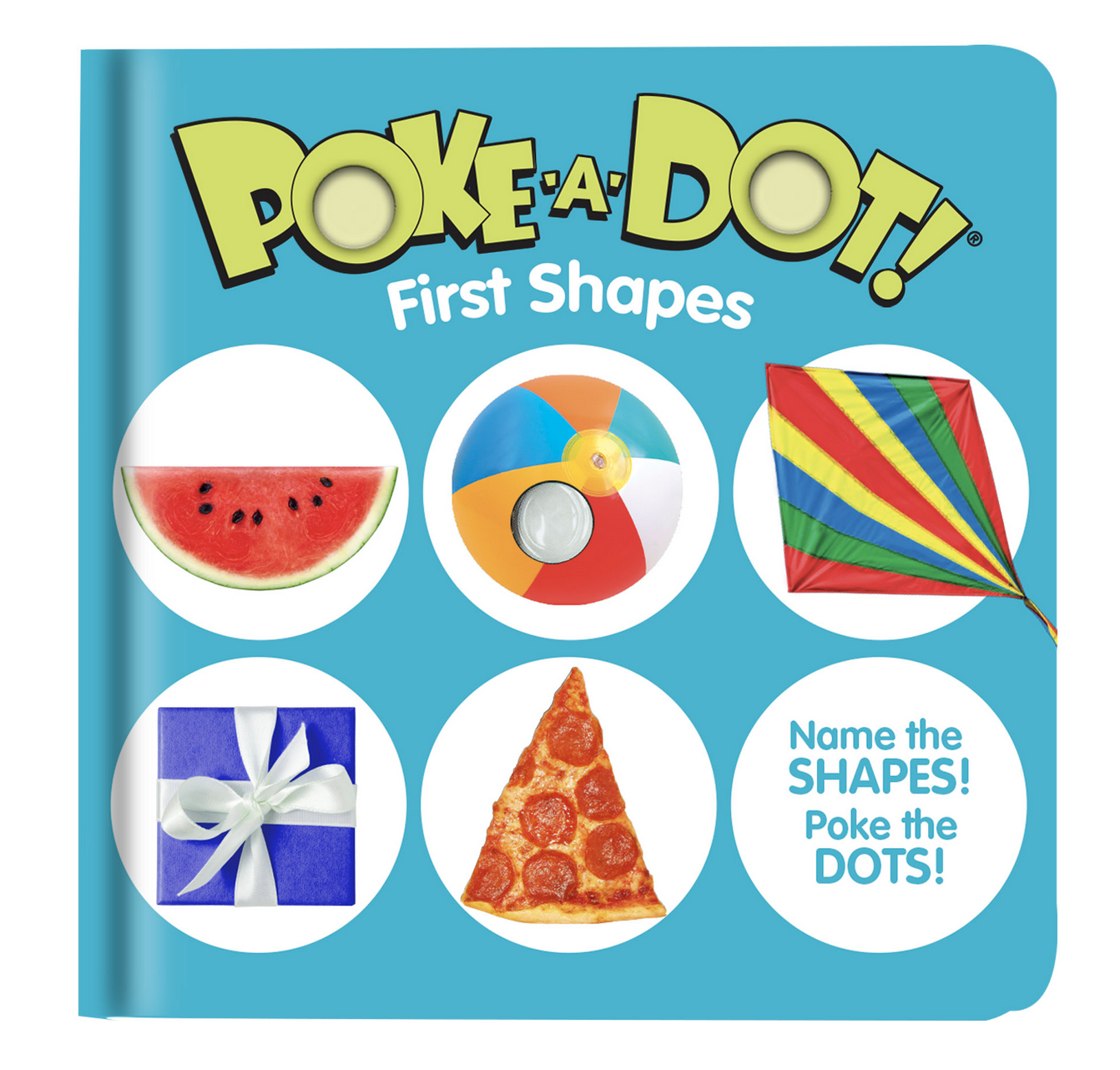 Melissa & Doug Small Poke A Dot: First Shapes 31357