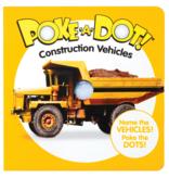 Melissa & Doug Small Poke A Dot: Construction Vehicles 31533