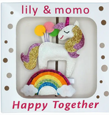 Lily & Momo Birthday Unicorn Gift Box Set Rainbow