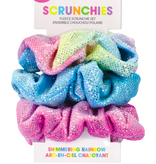 Iscream 880-205 Shimmering Rainbow Scrunchie Set