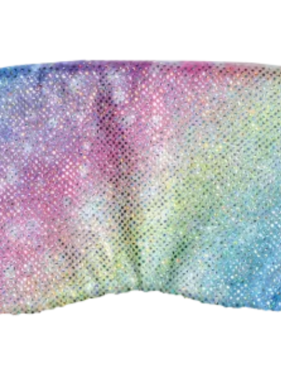 Iscream 880-201 Shimmering Rainbow Eye Mask