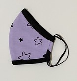 Face Mask PKP Kids Face Mask Star - Lilac