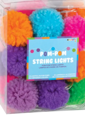 Iscream 865-099 Pom Pom String Lights