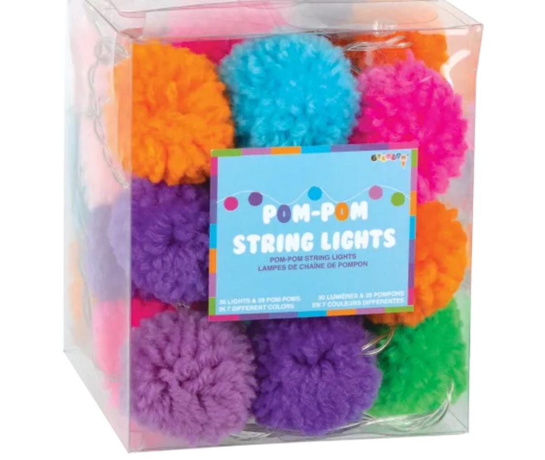 Iscream 865-099 Pom Pom String Lights