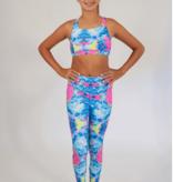 Candy Pink W20601 Mandala Legging, Multi