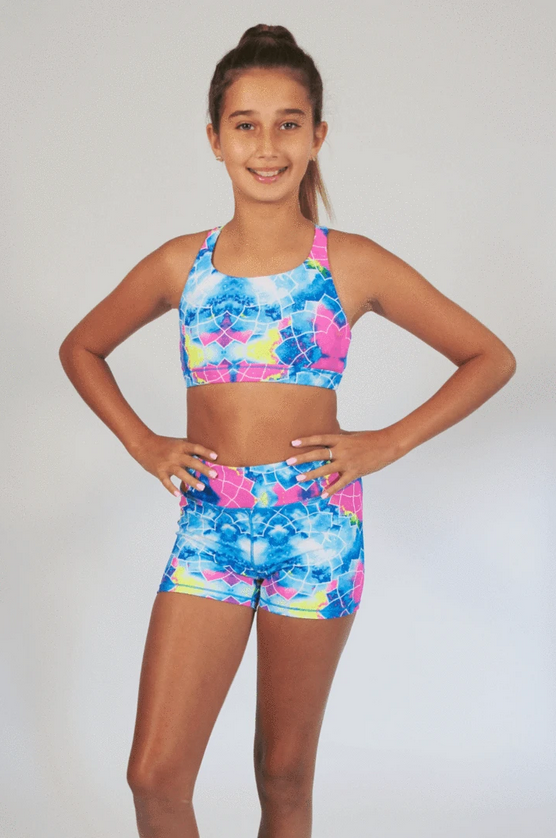 Candy Pink W20621 Mandala Sport Short