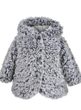 American Widgeon 3902-GHG Hooded Jacket, Grey Hedgehog