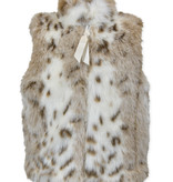 American Widgeon 3800-WLX Zip Up Vest, Wild Lynx