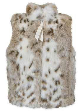 American Widgeon 3800-WLX Zip Up Vest, Wild Lynx