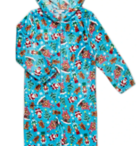 Candy Pink W20445 Gingerbread House Onesie