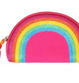 Pink Poppy Rainbow Magic Coin Purse - Hot Pink