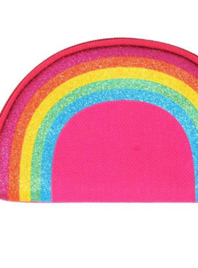 Pink Poppy Rainbow Magic Coin Purse - Hot Pink