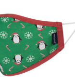 Face Mask AE Holiday Face Mask Penguin/Dino Paws CHILD