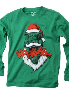 Wes And Willy 7608 Ho Ho Dino LS T Clover