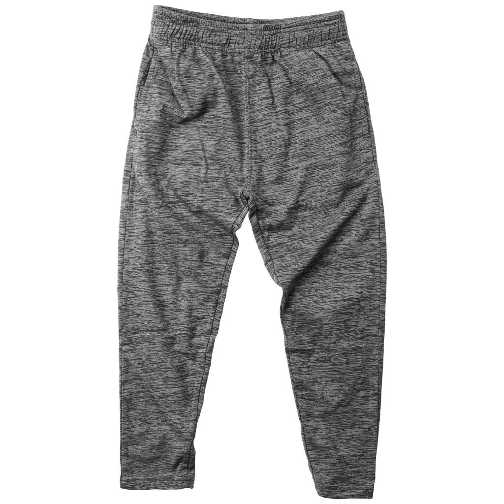 Wes And Willy Cloudy Yarn Athletic Pant Charcoal NM06