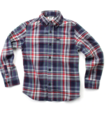 Wes And Willy JT510 L/S Dress Shirt HAR Maroon