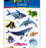 Iscream 700-297 SHARK POP UP STICKER