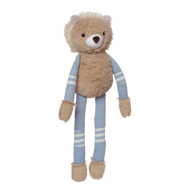 Manhattan Toy 155745 Twiggies Toby (Lion)
