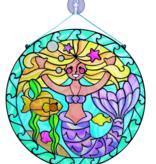 Melissa & Doug Mermaid Stained Glass 9292