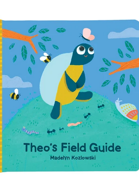 Manhattan Toy 158780 Theo's Field Guide Book