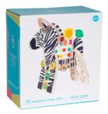 Manhattan Toy 316310 Safari Zebra