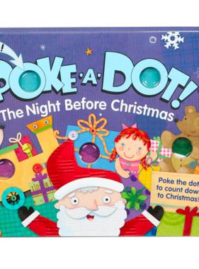Melissa & Doug Poke-A-Dot: Night Before Christmas 31349