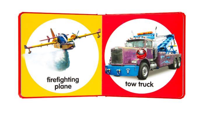 Melissa & Doug Small Poke A Dot: Emergency Vehicles 31355