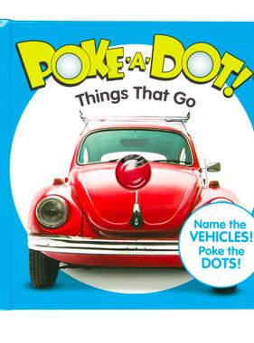Melissa & Doug Small Poke A Dot: Things That Go 31354