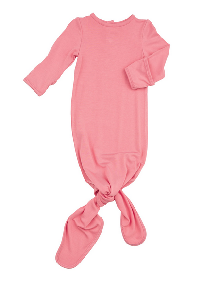 Angel Dear 127F0FLP KNOTTED GOWN/HAT -FLAMINGO PINK