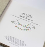 Baby Memory Book Baby Memory Book Blue Whale